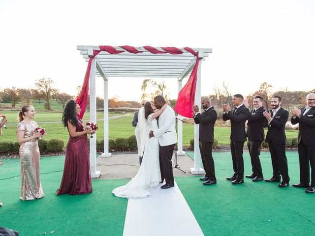 Christopher and Leticia's Wedding in Kenilworth, New Jersey 18