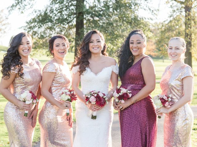 Christopher and Leticia's Wedding in Kenilworth, New Jersey 20