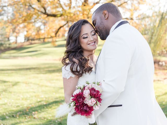 Christopher and Leticia's Wedding in Kenilworth, New Jersey 23