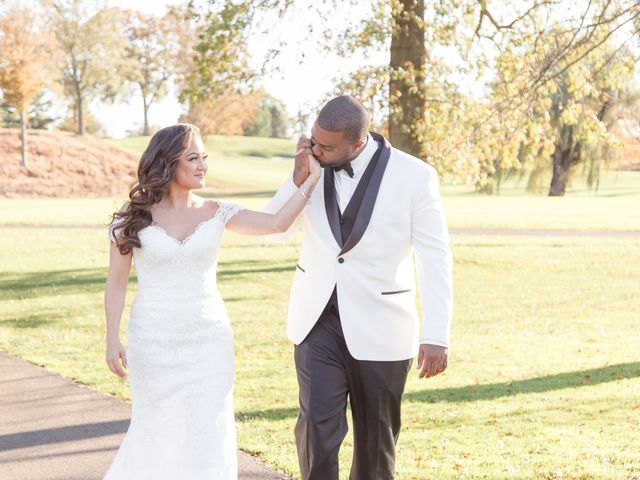 Christopher and Leticia's Wedding in Kenilworth, New Jersey 24