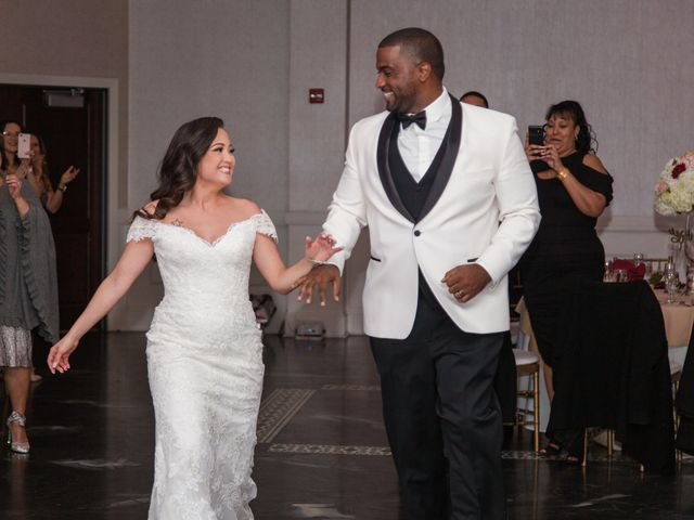 Christopher and Leticia's Wedding in Kenilworth, New Jersey 37