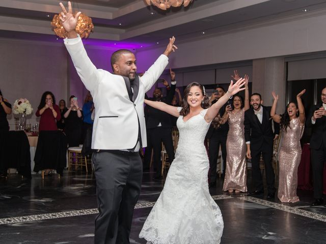 Christopher and Leticia's Wedding in Kenilworth, New Jersey 38