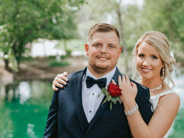 The wedding of Shelby and Patrick