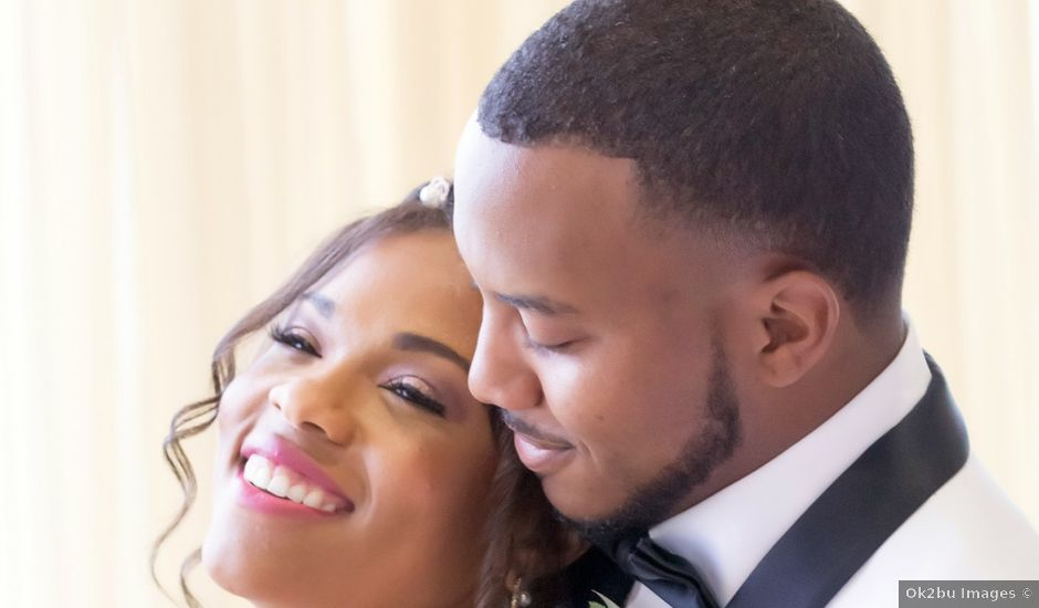 Whitney and Nic's Wedding in Fort Belvoir, Virginia