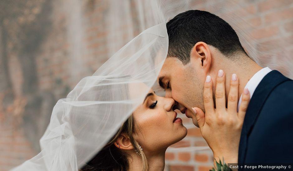 Christian and Nicole's Wedding in Seattle, Washington