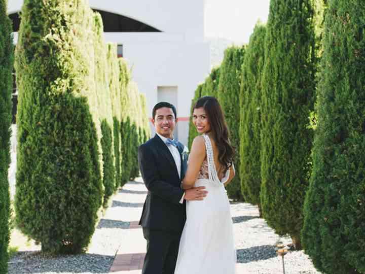 The wedding of Richard and Juno