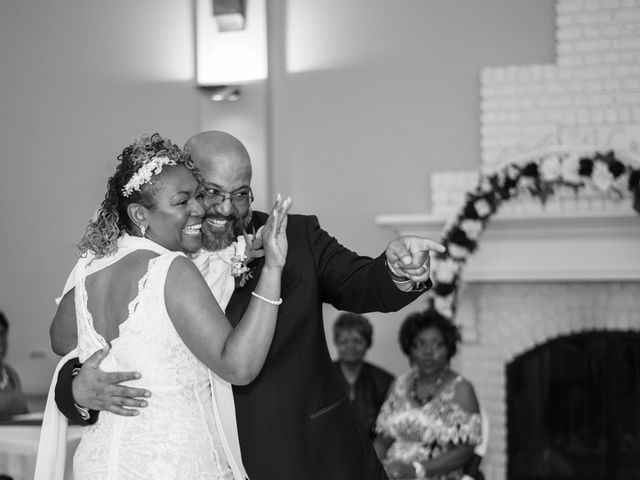 Monica and John's Wedding in Richmond, Virginia 4