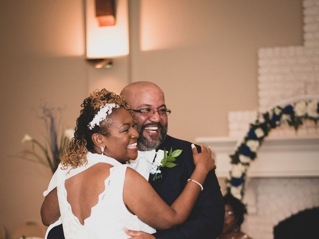 Monica and John's Wedding in Richmond, Virginia 5
