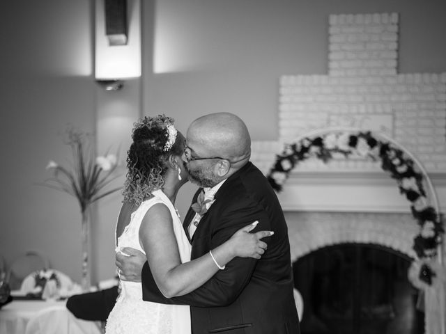 Monica and John's Wedding in Richmond, Virginia 6