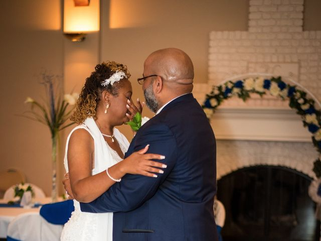 Monica and John's Wedding in Richmond, Virginia 7
