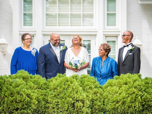 Monica and John's Wedding in Richmond, Virginia 1