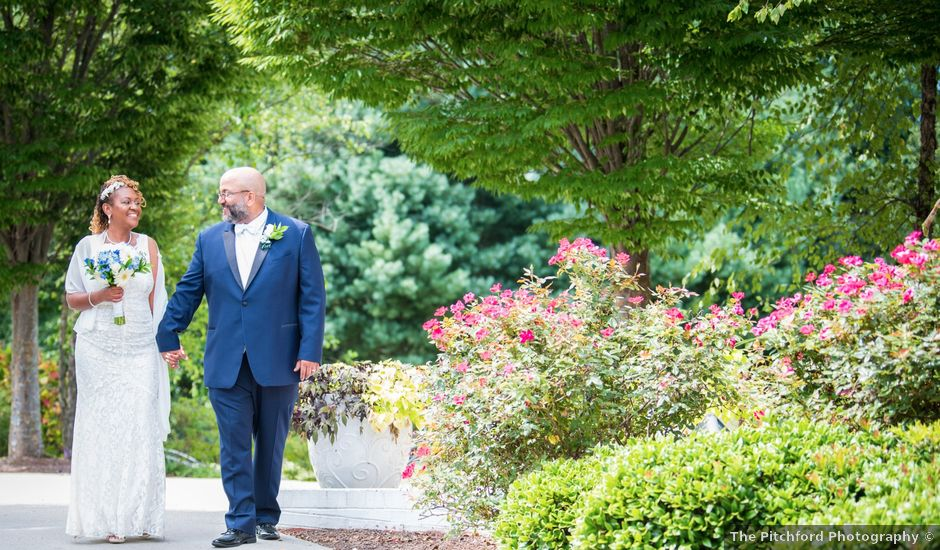 Monica and John's Wedding in Richmond, Virginia