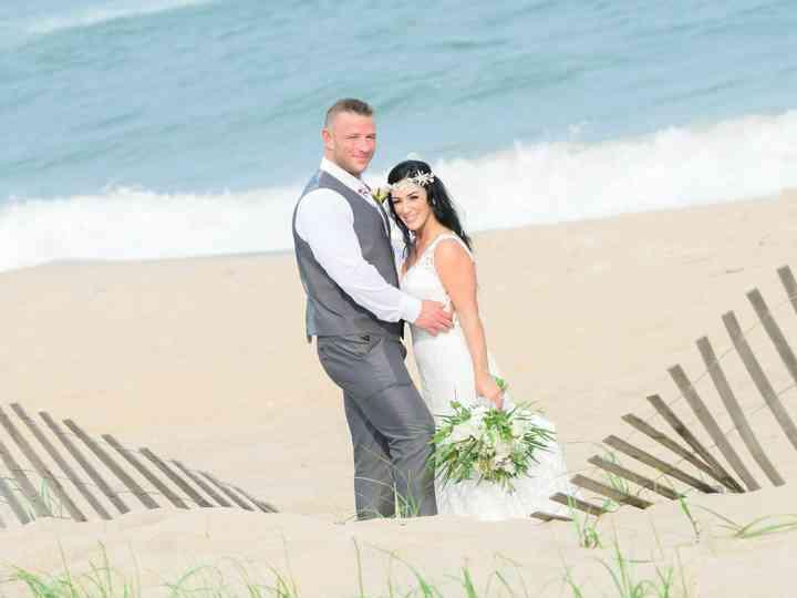 The wedding of Lisa and John