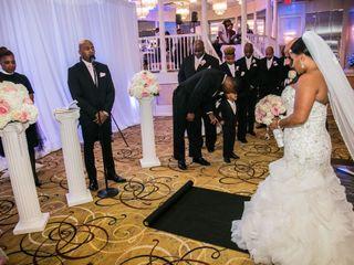 The wedding of Shebra and Sharif 1
