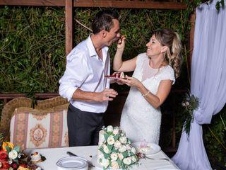 The wedding of Tatiana and Eugene 1