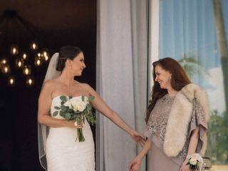 The wedding of Caroline and Michael