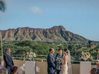 The wedding of Caroline and Michael 3