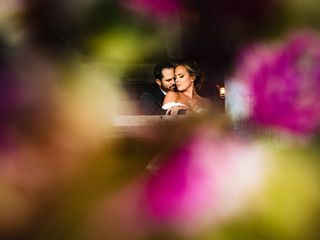 The wedding of Joanita and Brent