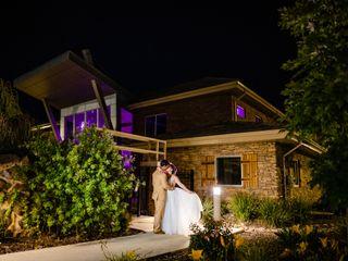 The wedding of Amanda and Anthony