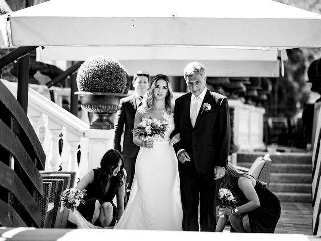 Anthony and Harriet's Wedding in Milan, Italy 8