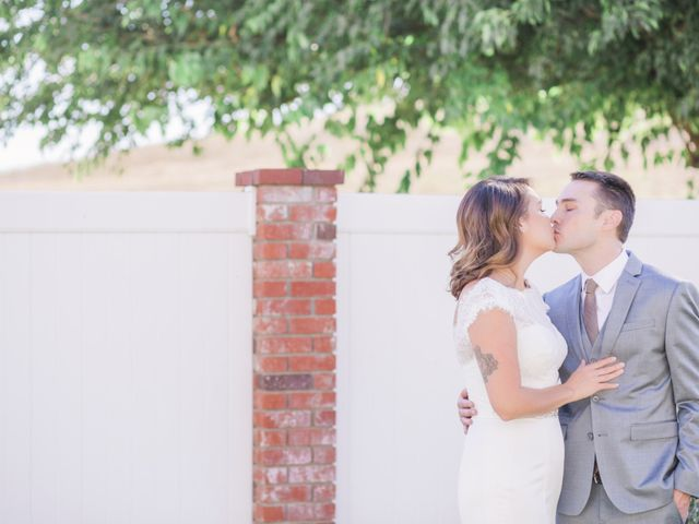 Matthew and Martha's Wedding in Paso Robles, California 2