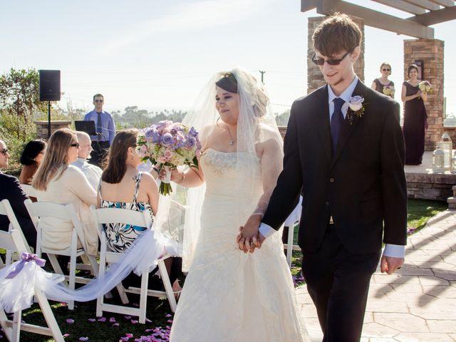 The wedding of Joseph and Kimberly