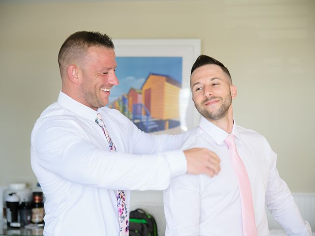 John and Lisa's Wedding in Beach Haven, New Jersey 7
