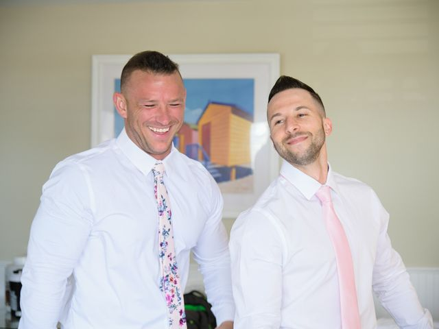 John and Lisa's Wedding in Beach Haven, New Jersey 8