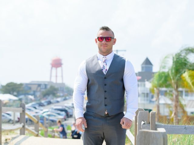 John and Lisa's Wedding in Beach Haven, New Jersey 54