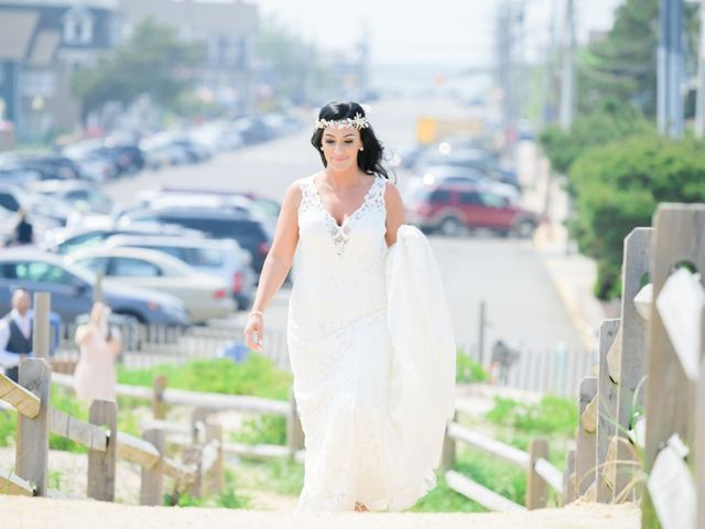John and Lisa's Wedding in Beach Haven, New Jersey 57