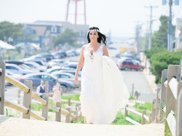John and Lisa's Wedding in Beach Haven, New Jersey 58