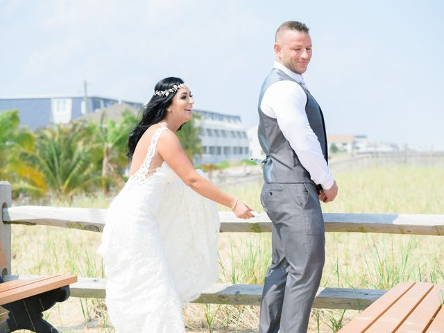 John and Lisa's Wedding in Beach Haven, New Jersey 61