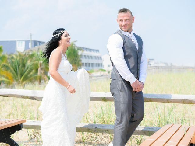 John and Lisa's Wedding in Beach Haven, New Jersey 62