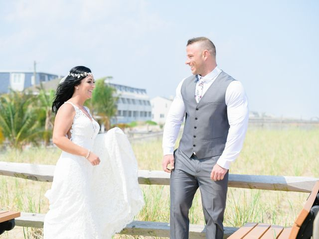 John and Lisa's Wedding in Beach Haven, New Jersey 64