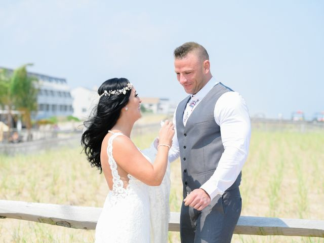 John and Lisa's Wedding in Beach Haven, New Jersey 74