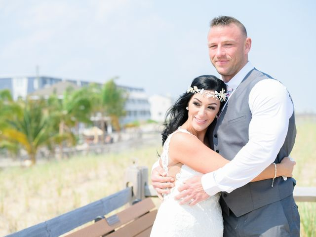 John and Lisa's Wedding in Beach Haven, New Jersey 77