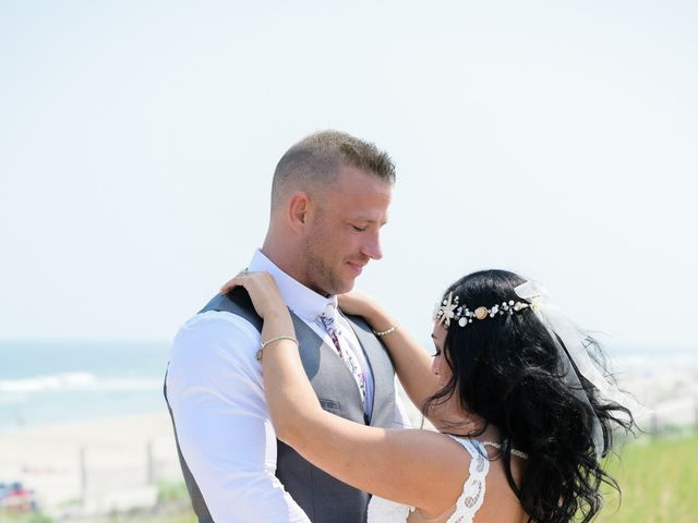 John and Lisa's Wedding in Beach Haven, New Jersey 90