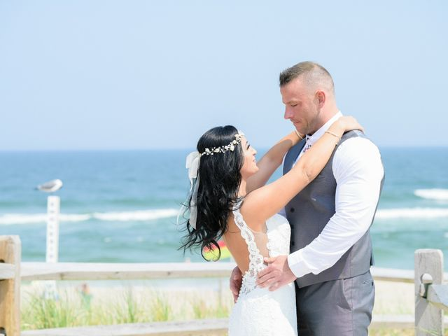 John and Lisa's Wedding in Beach Haven, New Jersey 91