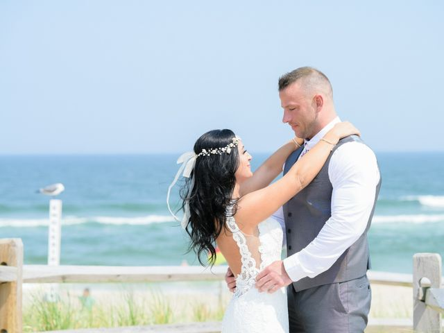 John and Lisa's Wedding in Beach Haven, New Jersey 92
