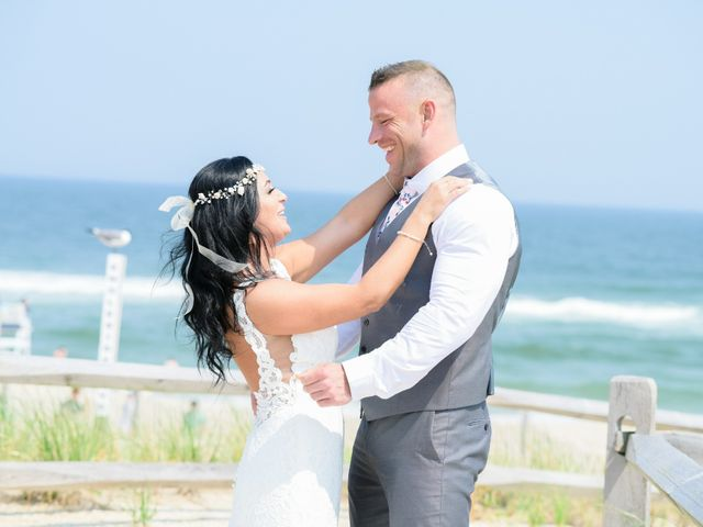 John and Lisa's Wedding in Beach Haven, New Jersey 95