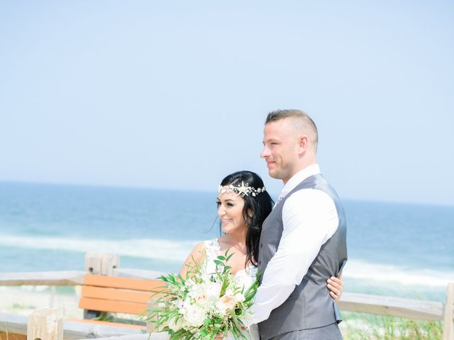John and Lisa's Wedding in Beach Haven, New Jersey 100