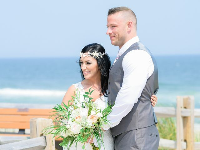 John and Lisa's Wedding in Beach Haven, New Jersey 103