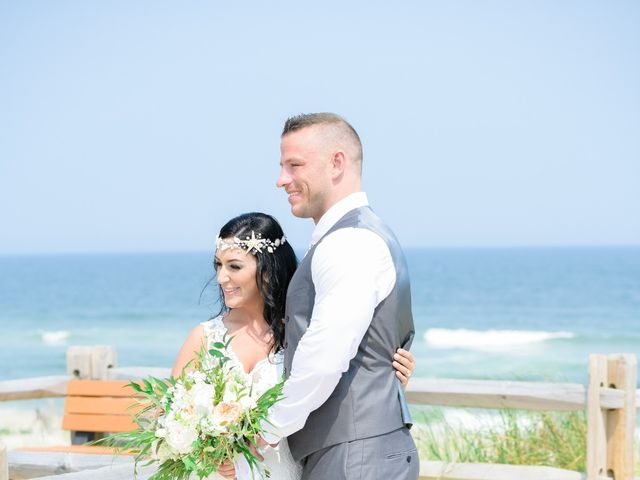 John and Lisa's Wedding in Beach Haven, New Jersey 105