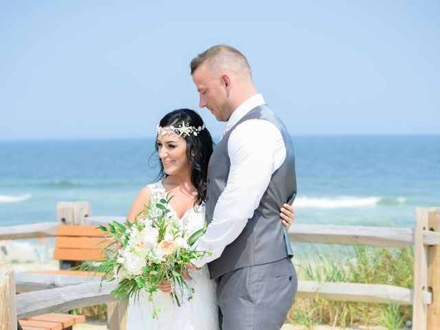 John and Lisa's Wedding in Beach Haven, New Jersey 106