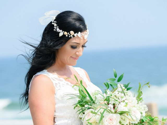 John and Lisa's Wedding in Beach Haven, New Jersey 109