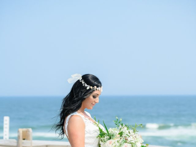 John and Lisa's Wedding in Beach Haven, New Jersey 111