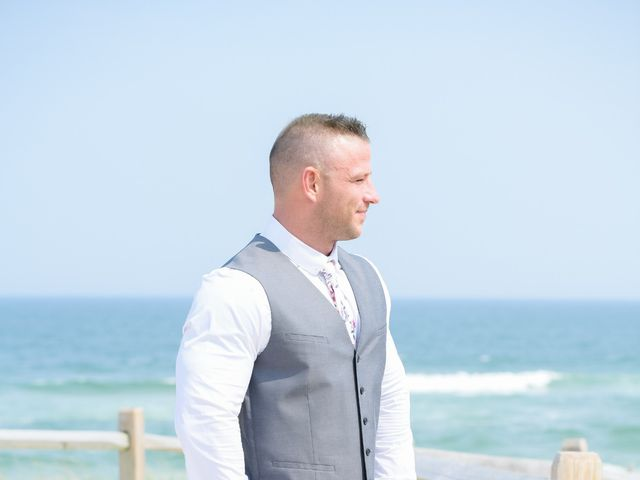 John and Lisa's Wedding in Beach Haven, New Jersey 116