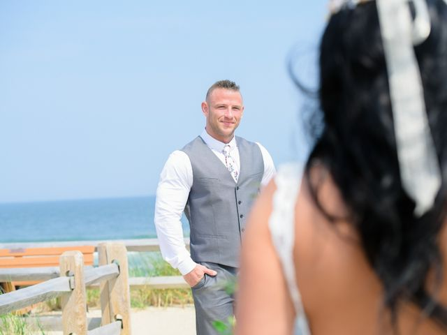 John and Lisa's Wedding in Beach Haven, New Jersey 118