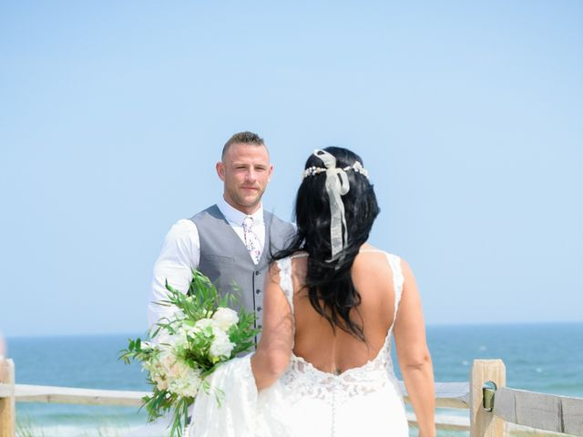 John and Lisa's Wedding in Beach Haven, New Jersey 119