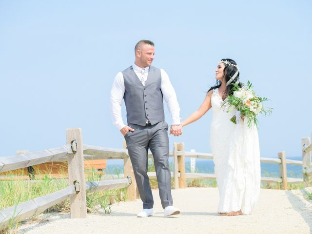 John and Lisa's Wedding in Beach Haven, New Jersey 120
